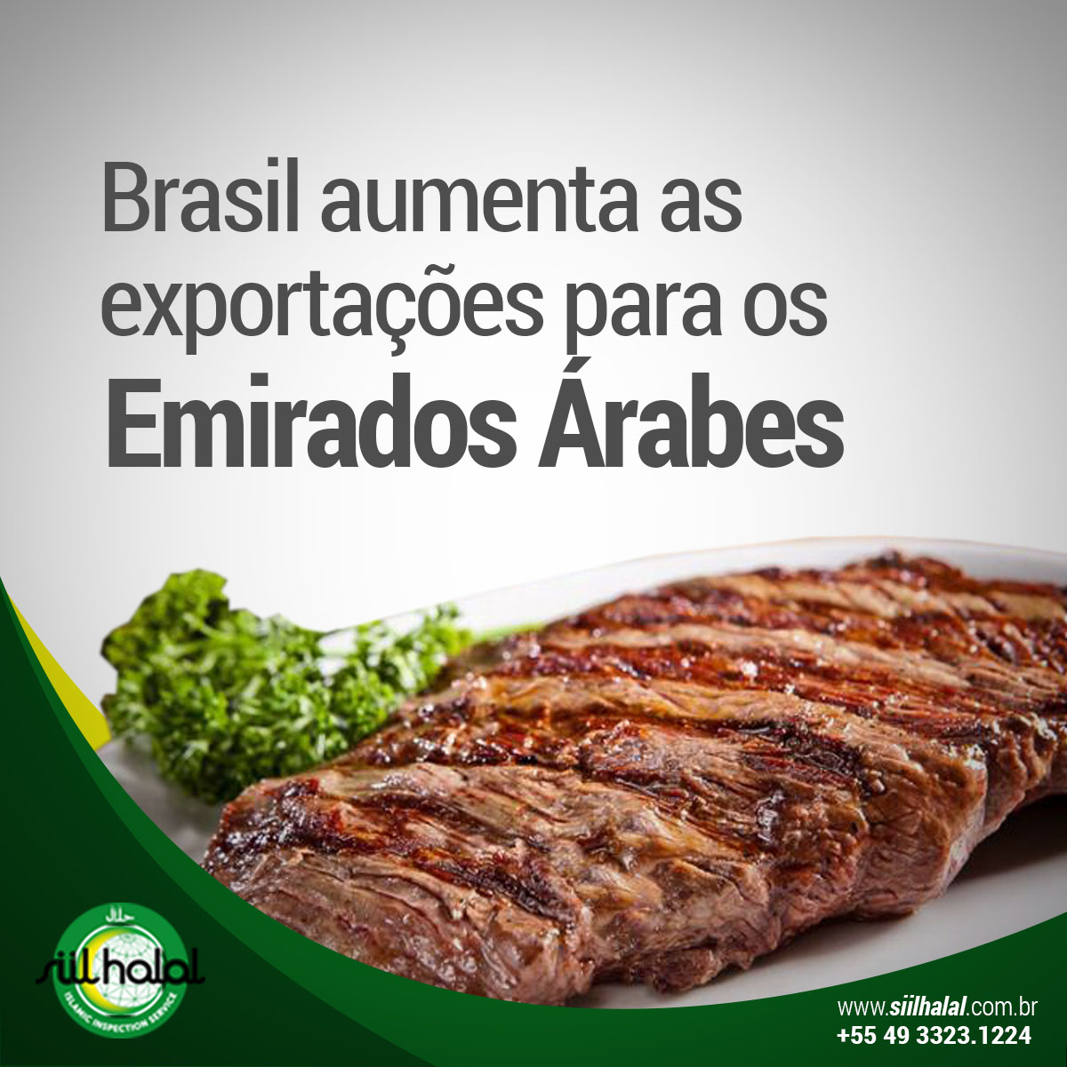 Beef exports from Brazil to UAE up 440%