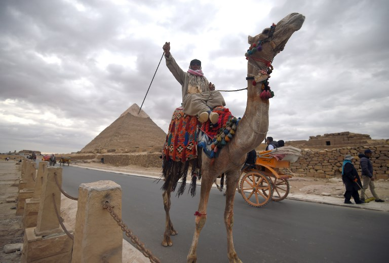 Middle East, Africa tourism shows above-average growth