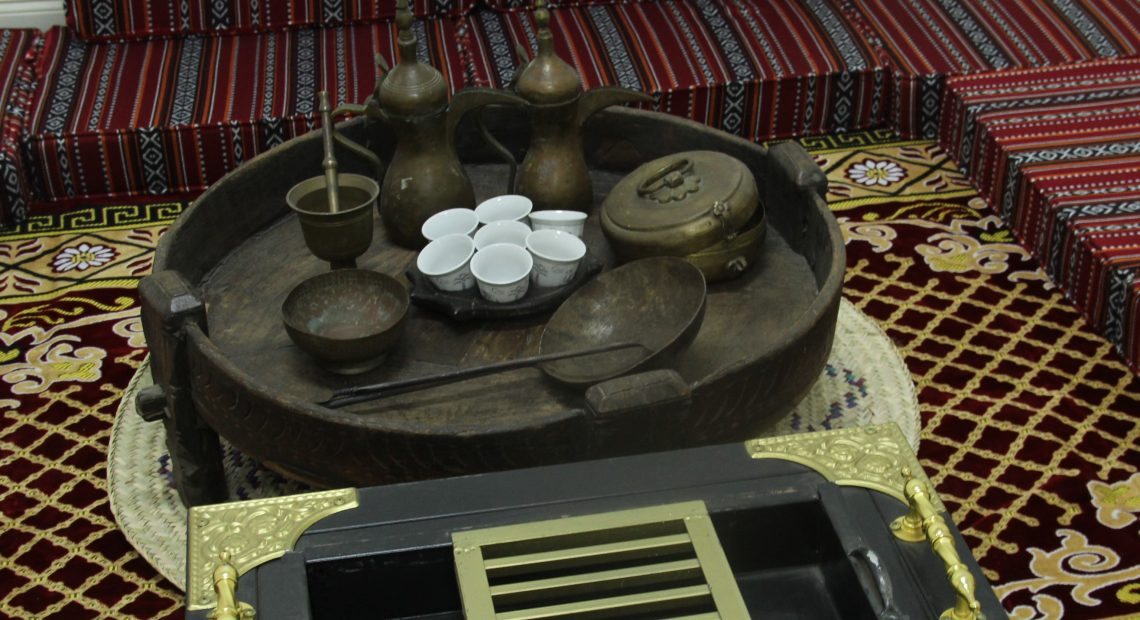 Arabic coffee culture is studied by Santos museum